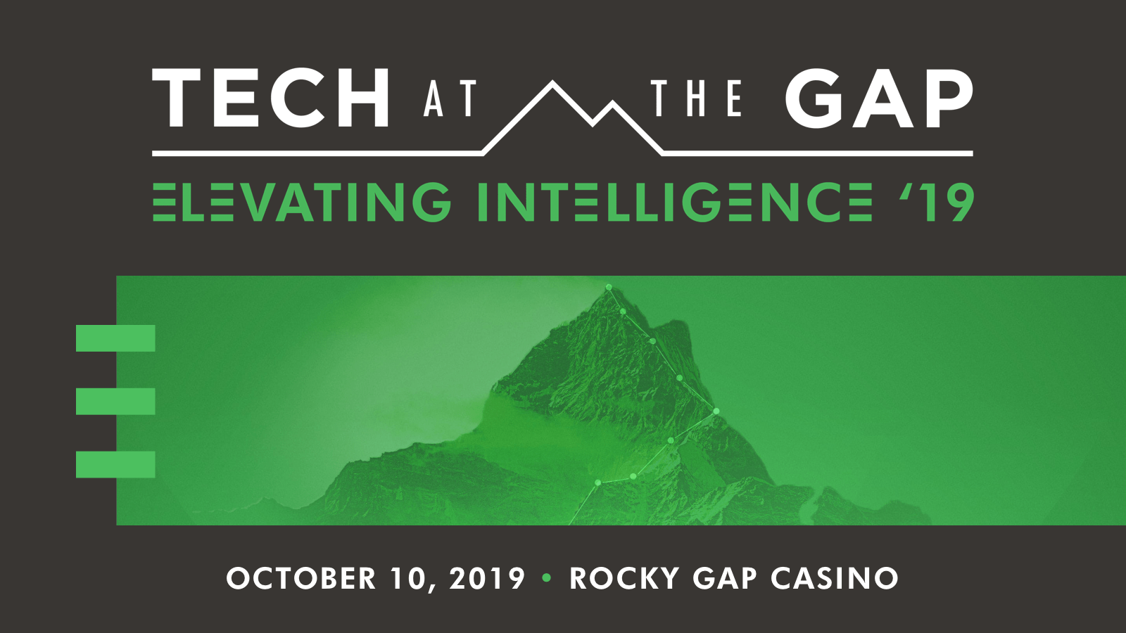 Tech at the Gap 2019